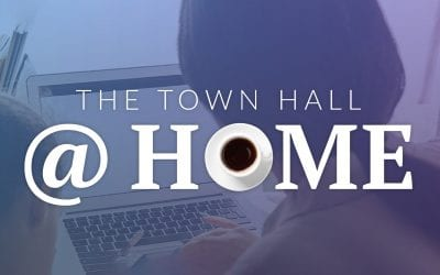 The Town Hall @ Home Project
